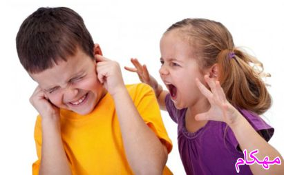 آموزش کنترل خشم به کودکان - فرزندپروری موفق-www.mehcom.com