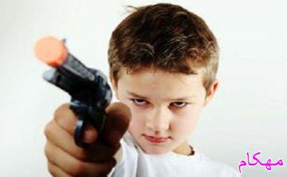 آیا خرید اسباب بازی های جنگی ، کودکان را خشن می کند ؟-www.mehcom.com