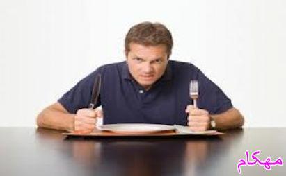ارتباط تغذیه با خشم و پرخاشگری و بی حوصلگی