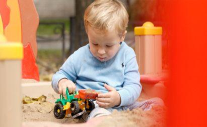 از بازی کردن بچه ها چه میتوان فهمید ؟