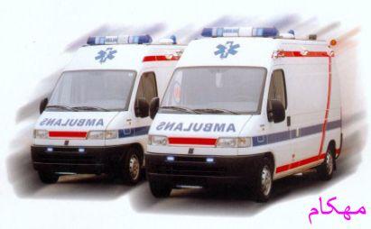 اقدمات لازم در هنگام حوادث رانندگی-www.mehcom.com