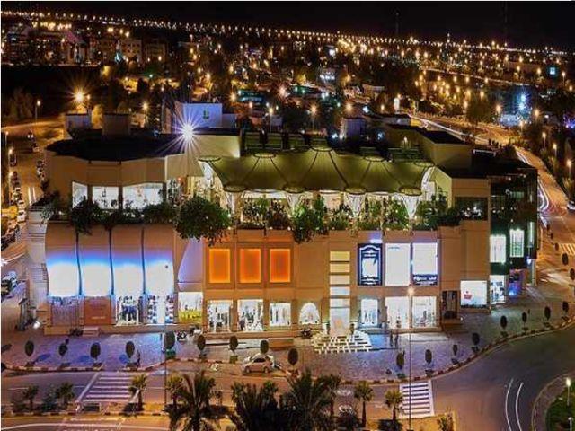 بازار و مرکز خرید دامون کیش
