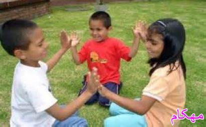 بازی بازوی تربیت کودکان – فرزندپروری موفق
