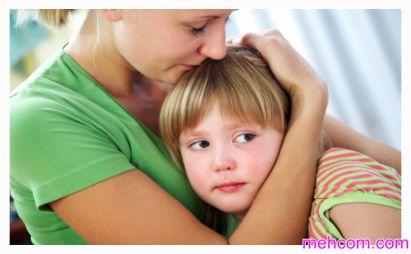 با اختلال اضطراب جدایی در کودکان چکار کنیم ؟-www.mehcom.com