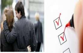 تست قبل از ازدواج برای انتخاب همسر بهتر