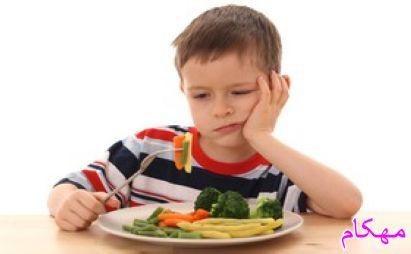بدغذایی کودکان علت ژنتیکی دارد - تربیت کودک-مهکام مجله اینترنتی آموزش خانواده