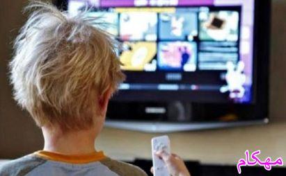 تاثیر تماشای تلویزیون در کودکان و نوزادان – دکتر هلاکویی