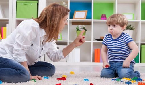 تکنیک جریمه پاسخ-تکنیکهای فرزندپروری