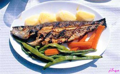 جلوگیری از افسردگی بعد از زایمان با خوردن ماهی