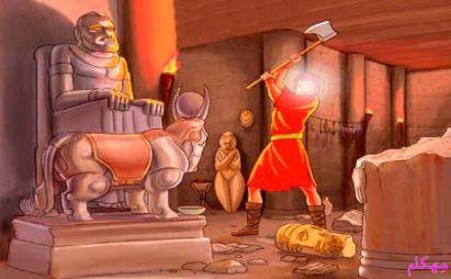 حضرت ابراهیم (ع) و گذر او از قتلگاه امام حسین(ع)