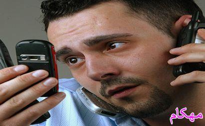 خطرات اعتیاد به تلفن همراه - آسیب های اجتماعی نوپدید-www.mehcom.com