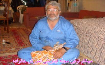 آقای حسین آقاخانی زنجانی-www.mehcom.com