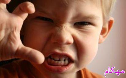 درمان خشم و پرخاشگری در کودکان-مهکام مجله اینترنتی آموزش خانواده