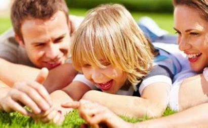 در زندگی فرزندان مشارکت داشته باشید