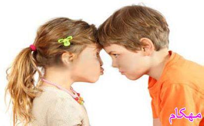 دلیل رفتارهای نامناسب کودک چیست ؟-مهکام مجله اینترنتی آموزش خانواده