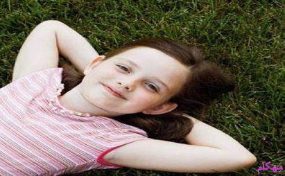 چگونه کودکانمان آرامش داشتن را بیاموزیم ؟