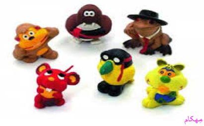 اسباب بازی مناسب برای کودکان زیر سه سال کدام است ؟