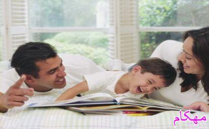 سبک های فرزندپروری برحسب محبت و کنترل والدین-مهکام مجله اینترنتی آموزش خانواده