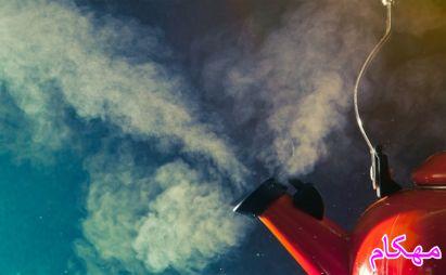 سوختگی کودکان با مایعات و فلزات داغ -www.mehcom.com