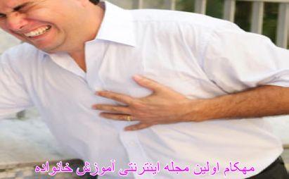 علامت های حمله قلبی چیست ؟-www.mehcom.com
