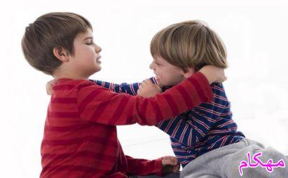 علل خشونت و پرخاشگری در کودکان-مهکام مجله اینترنتی آموزش خانواده