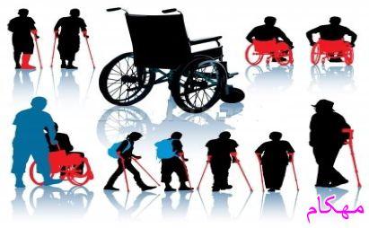 علل معلولیت های جسمی حرکتی-www.mehcom.com