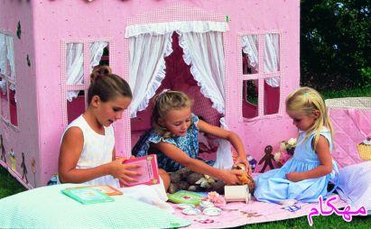 عوامل مؤثر در بازی کودکان را بدانیم-مهکام مجله اینترنتی آموزش خانواده