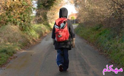 فرار کودکان از خانه - فرزندپروری -مهکام مجله اینترنتی آموزش خانواده