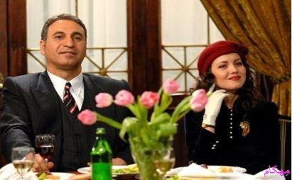 عکس ها و تصاویر فیلم سینمایی استرداد و حمید فرخ نژاد و الیسا کاچر