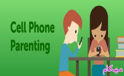 قرارداد رفتاری نحوه استفاده از تلفن همراه ، تبلت ، لپ تاپ فرزندان