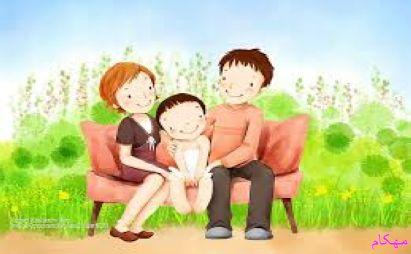 دو تا ت بسیار مهم برای تربیت فرزندان