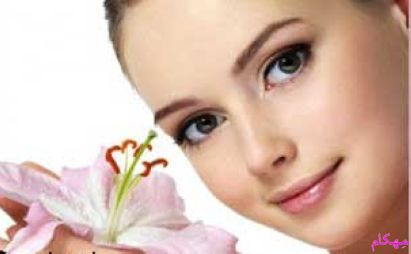 زیبایی-زیبایی صورت زنان بدون آرایش کردن