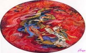 مهکام-غزل دامن ِ همّت- اثری از استاد داود احمدی - باقی