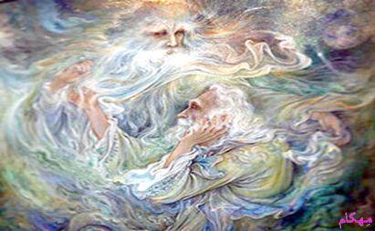 مهکام-غزل لطف مداوم-شعری از شاعر عزیزمان استاد باقی