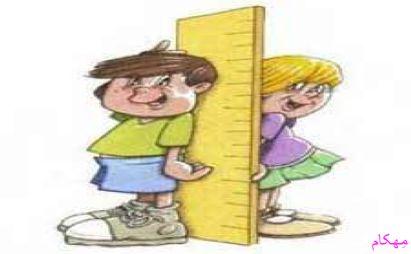 مهکام-فرزندپروری-دوران طلایی برای رشد قد کودکان و نوجوانان