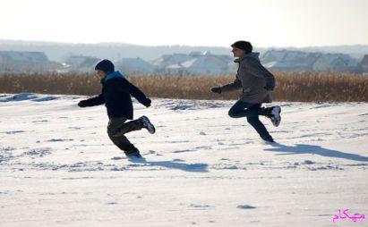 مهکام-مراقبتهای بهداشتی و تغذیه ای کودکان و دانش آموزان در فصل سرد زمستان