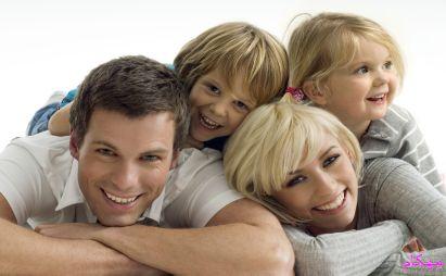 چگونه خانواده شاد داشته باشیم ؟