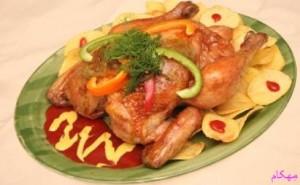 مهکام-پخت-مرغ