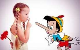 چرا بچه ی من دروغ می گوید ؟