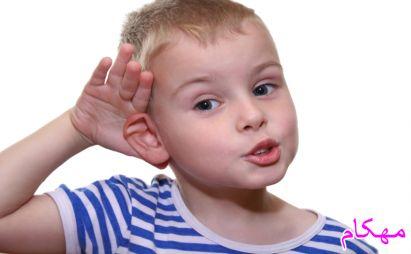 چگونه مهارت گوش دادن را به کودکان بیاموزیم ؟ فرزندپروری-مهکام مجله اینترنتی آموزش خانواده