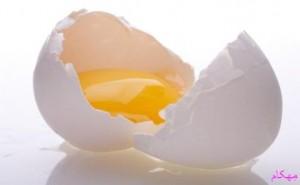 کلسترول-تخم-مرغ