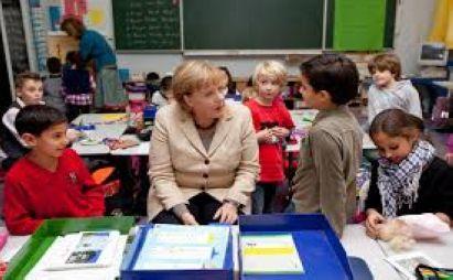 یک کلاس در در آلمان-مشاوره روانشناسی