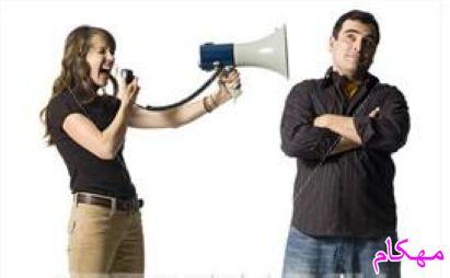 مشاور خانواده گوش دادن به همسر را جدی بگیرید !-مشاوره روانشناسی