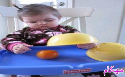 10 بازی کودکانه برای تقویت هوش و خلاقیت نوزاد