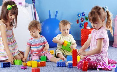 انواع اسباب بازی های کودکان را بهتر بشناسیم