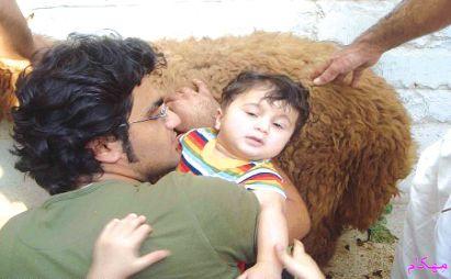 مهکام آداب عقیقه کردن برای کودکان