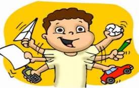 آزمون و پرسشنامه تشخیص بیش فعالی و اتیسم کودکان