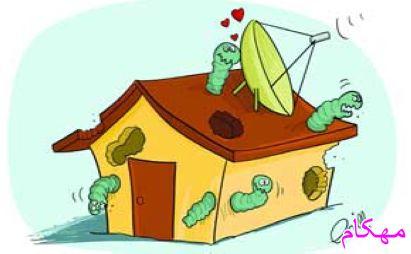 آسیب های ماهواره بر خانواده – راهکارهای مقابله و پیشنهاد