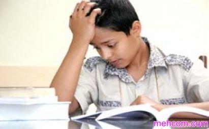 اضطراب تحصیلی،اضطراب مدرسه و اضطراب امتحان-www.mehcom.com