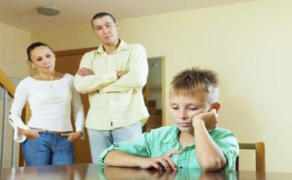 انواع تنبیه برای نوجوانان و کودکان